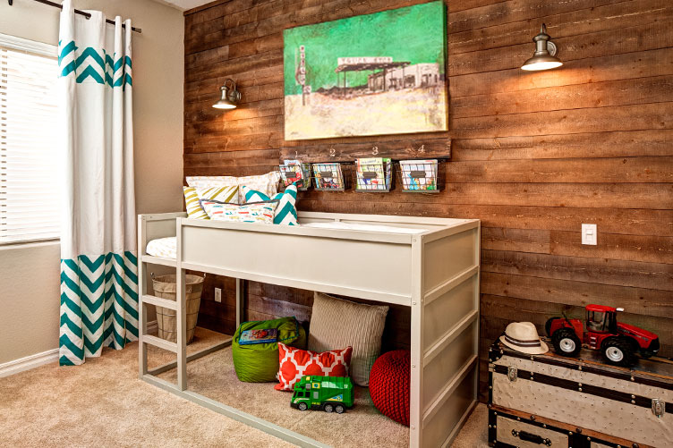 Modern Boy's Nursery | Private Residence | Chandler, AZ